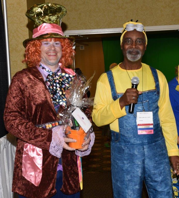 1st Place Best Male Costume Jason Goforth United Healthcare