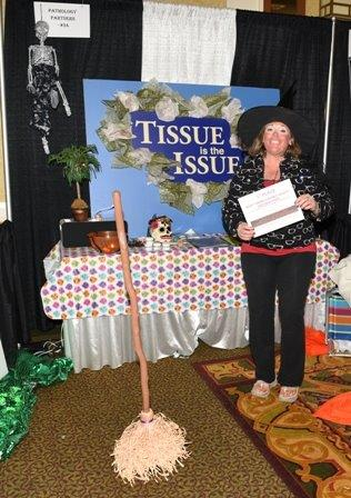 2015 Ann Mtng 1st Place Best Booth Decorations Pathology Partners_Website