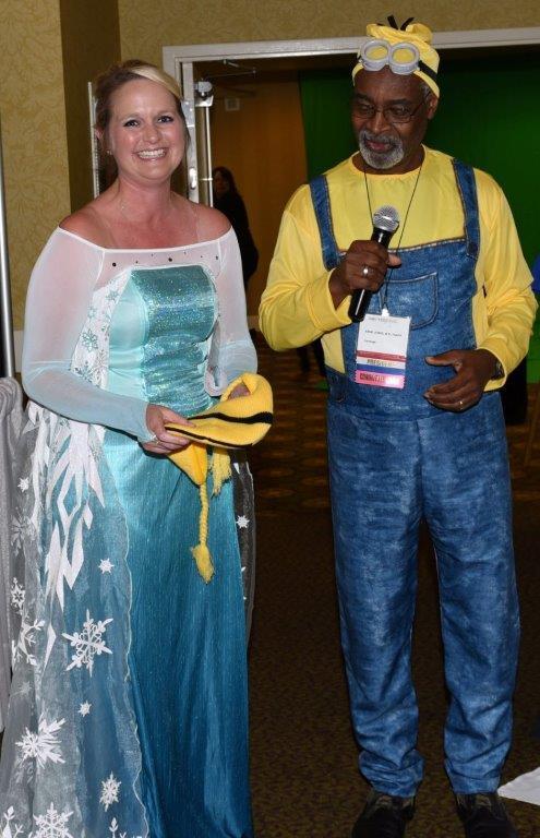 3rd Place Tie Best Female Costume Jessica Edwards Cumberland Pediatrics