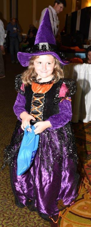 Little Witch in Purple