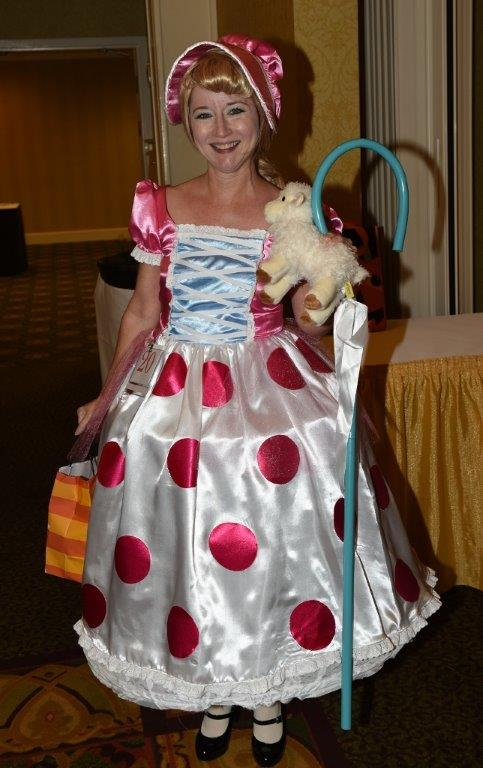 2nd Place Best Female Costume Joanna Roy United Healthcare