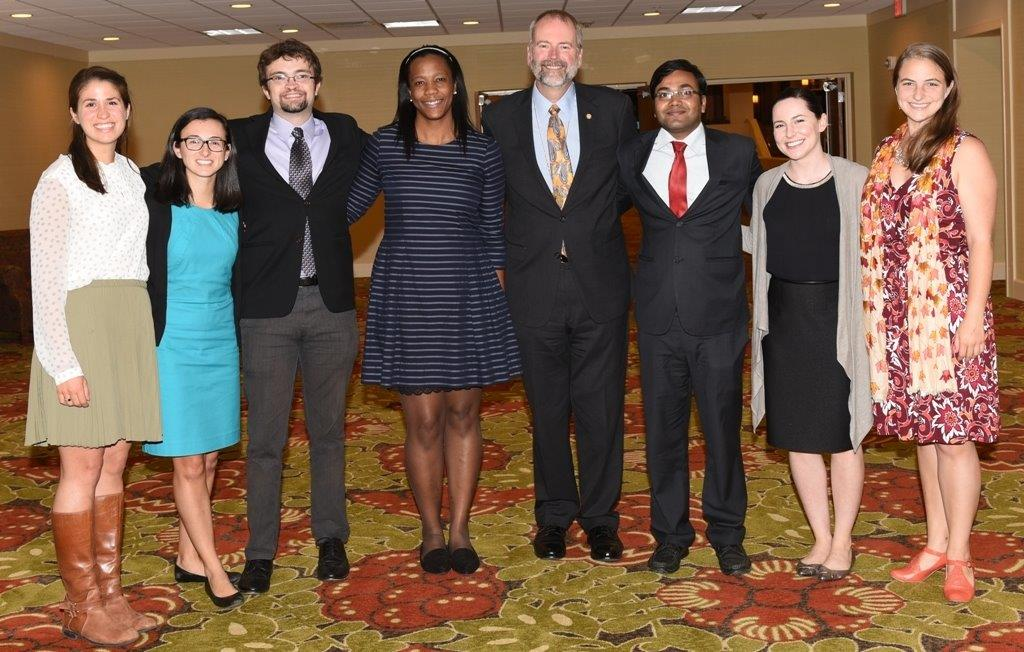 TNAFP Medical Students with AAFP President Munger