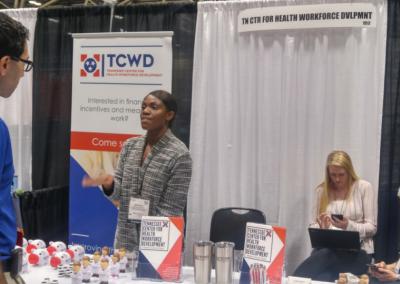 TN Center for Health Workforce Development Booth