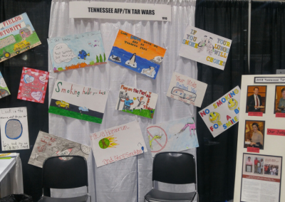 Tennessee AFP Booth