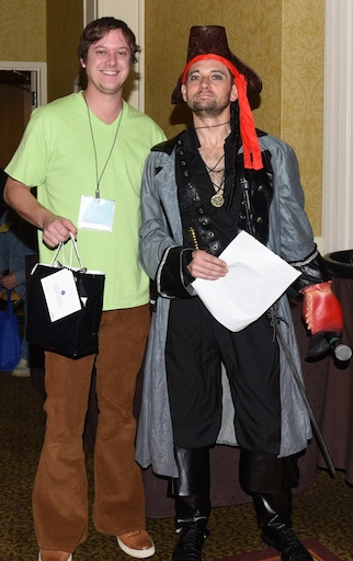 3rd Place Best Male Costume - Preston Spencer, Cumberland Pediatric Foundation