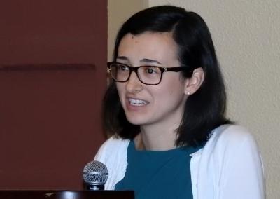 Lauren Barr, TNAFP Student Board Member & Student Voting Delegate