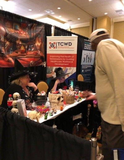 TCWD Booth