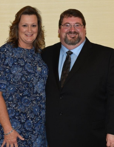 Your 2020 TNAFP President Jerry Wilson, M.D., and wife, Kim